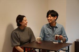 カフェ気分♪50代中心の全員会話恋活パーティーin米子 @ cafe Pioggia